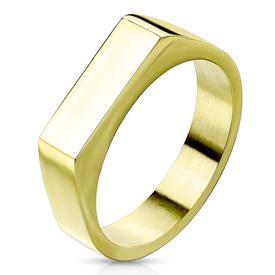 Titanium ring heren